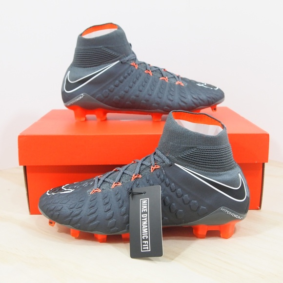 2ba75f3c654 Nike Hypervenom Phantom 3 Elite DF FG Soccer Cleat